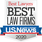 Logo of U.S. News – Best Lawyers® Best Law Firms